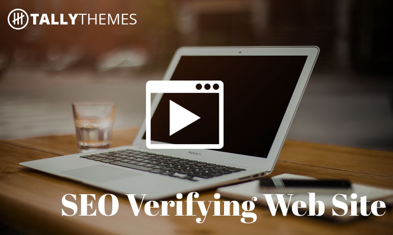 SEO Verifying Web Site