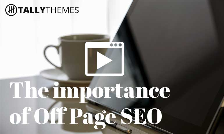 The importance of Off Page SEO